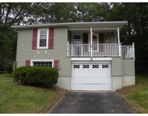 Single Family Home for Sale at 15 Hall Road Dudley, Massachusetts 01571 United States