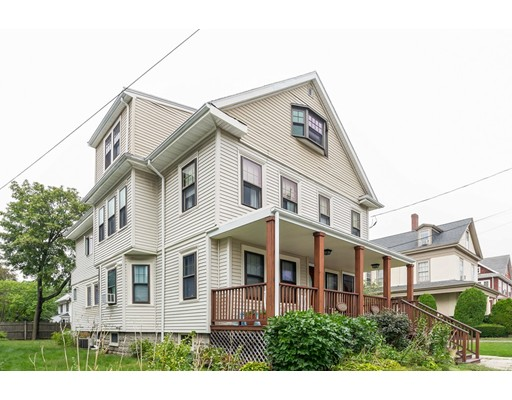 Multi-Family Home for Sale at 22 Ashland Street Medford, Massachusetts 02155 United States