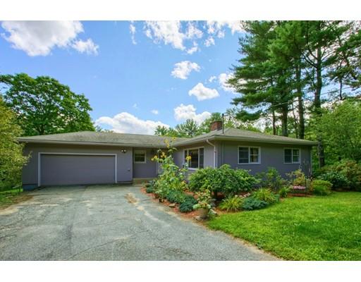 独户住宅 为 销售 在 193 Hubbardston Road 193 Hubbardston Road Princeton, 马萨诸塞州 01541 美国