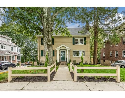 Single Family Home for Sale at 19 Arborough Road Boston, Massachusetts 02131 United States