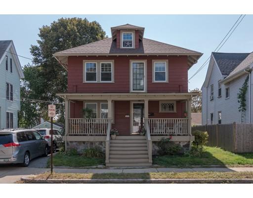 独户住宅 为 出租 在 31 E Foster Street 梅尔罗斯, 马萨诸塞州 02176 美国