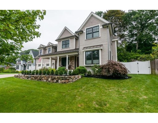 Single Family Home for Sale at 23 Marthas Lane Brookline, Massachusetts 02467 United States