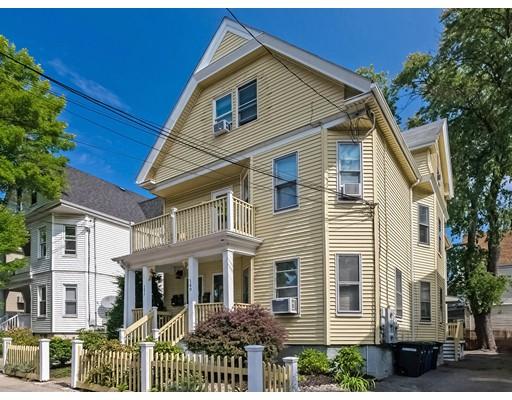 Condominium for Sale at 149 Willow Avenue Somerville, Massachusetts 02144 United States