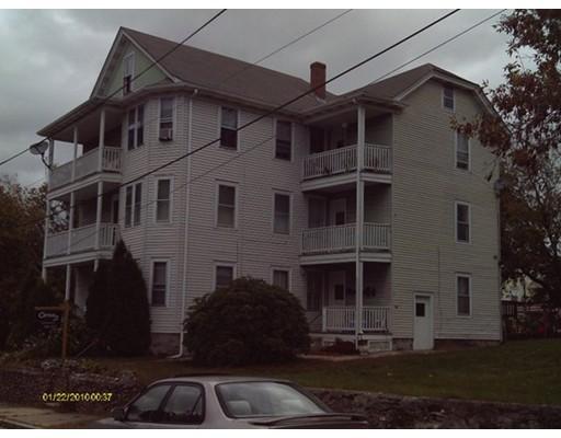 Casa Multifamiliar por un Venta en 287 4Th Avenue 287 4Th Avenue Woonsocket, Rhode Island 02895 Estados Unidos