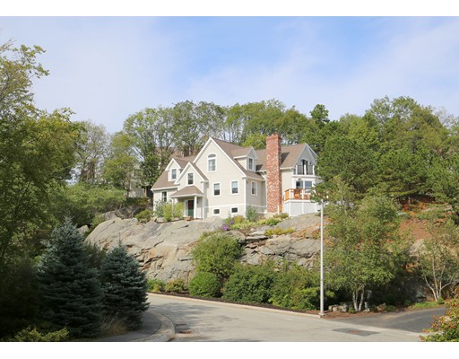 Single Family Home for Sale at 8 Doctors Run Rockport, Massachusetts 01966 United States