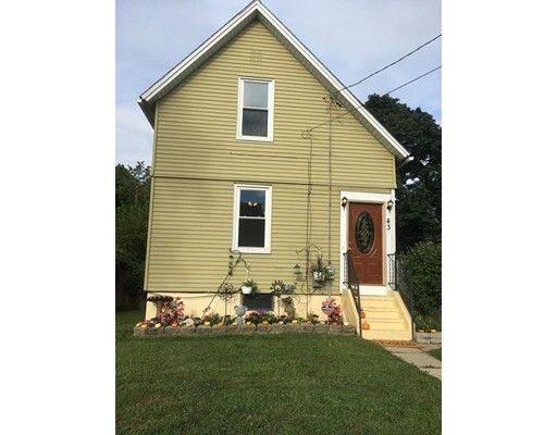 Additional photo for property listing at 43 Hampden Street 43 Hampden Street Ludlow, Massachusetts 01056 États-Unis