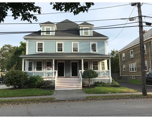 Condominium for Sale at 53 Park Street Danvers, Massachusetts 01923 United States