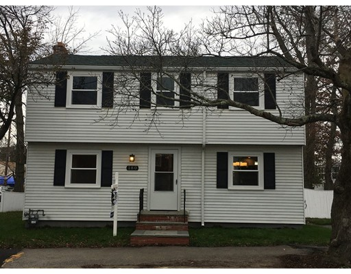 Single Family Home for Sale at 180 Woodley Avenue Boston, Massachusetts 02132 United States
