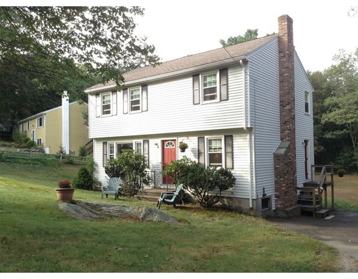 Single Family Home for Sale at 472 Central Street Holliston, Massachusetts 01746 United States