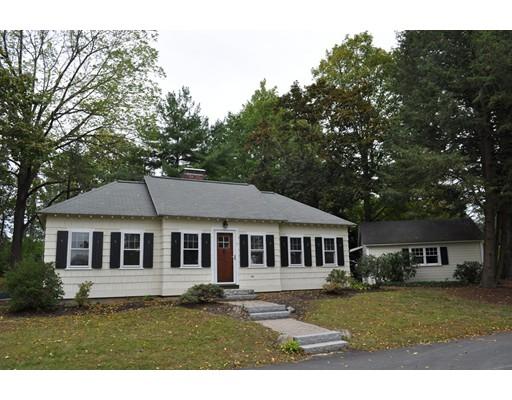 Single Family Home for Sale at 7 Wood Lane Groton, Massachusetts 01450 United States