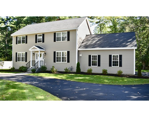 独户住宅 为 销售 在 37 Park Street 37 Park Street North Reading, 马萨诸塞州 01864 美国
