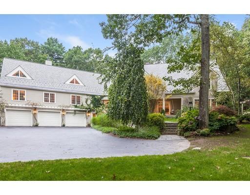 Casa Unifamiliar por un Venta en 309 Far Reach Road 309 Far Reach Road Westwood, Massachusetts 02090 Estados Unidos