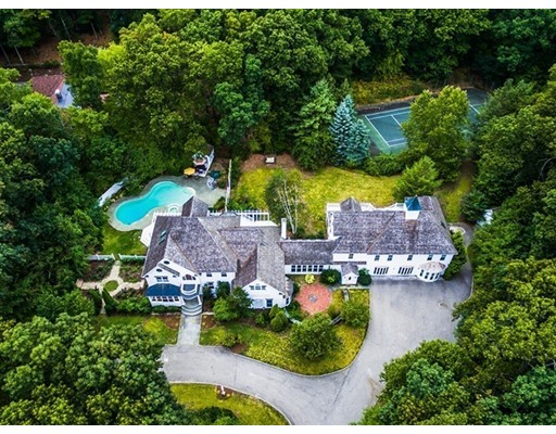 Single Family Home for Sale at 16 Saddlebrook Road Natick, Massachusetts 01760 United States