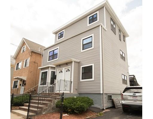 Condominium for Sale at 11 Cutter Street Somerville, Massachusetts 02145 United States