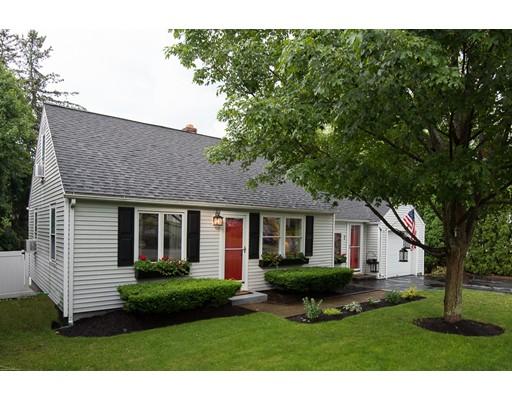 Casa Unifamiliar por un Venta en 7 Manor Road Auburn, Massachusetts 01501 Estados Unidos
