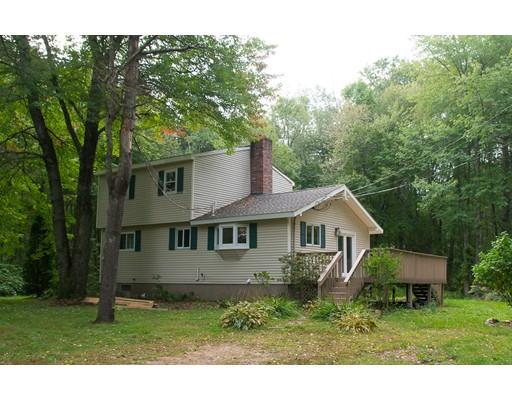 Single Family Home for Sale at 308 Edson Road 308 Edson Road Oakham, Massachusetts 01068 United States