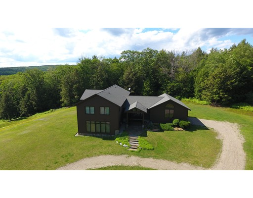 Single Family Home for Sale at 45 West Street Mount Washington, Massachusetts 01258 United States