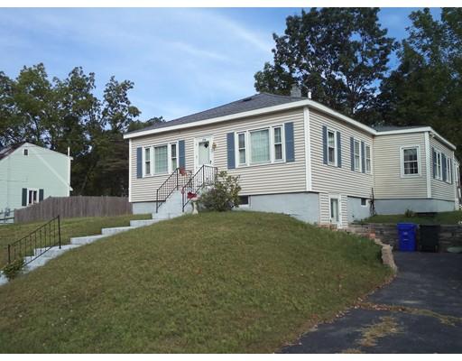 Частный односемейный дом для того Продажа на 170 President Road 170 President Road Manchester, Нью-Гэмпшир 03103 Соединенные Штаты