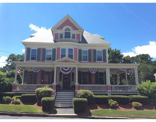 Single Family Home for Sale at 77 Harvard Street Lowell, Massachusetts 01851 United States
