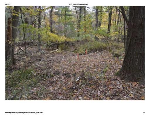 Land for Sale at 75 Walnut Street Douglas, Massachusetts 01516 United States