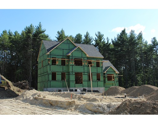 Single Family Home for Sale at 71 Meadow Road - Lot 3 Townsend, Massachusetts 01469 United States