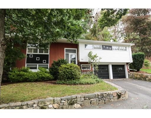 Single Family Home for Sale at 28 Woodbine Circle Needham, Massachusetts 02494 United States
