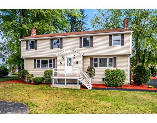 Single Family Home for Sale at 22 Draper Road 22 Draper Road Framingham, Massachusetts 01702 United States