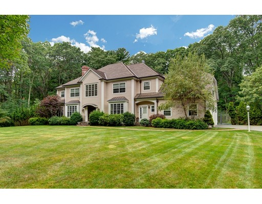 Single Family Home for Sale at 245 Winter Street Weston, Massachusetts 02493 United States