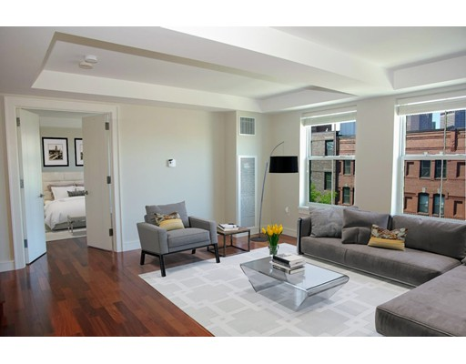 Additional photo for property listing at 2 Battery Wharf #2505 2 Battery Wharf #2505 Boston, Massachusetts 02109 United States