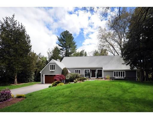 Maison unifamiliale pour l à louer à 50 Wildwood Drive 50 Wildwood Drive Needham, Massachusetts 02492 États-Unis