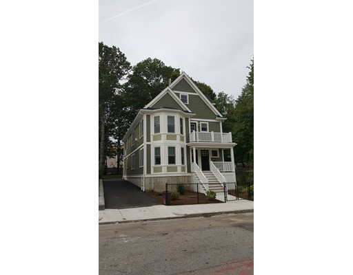 Single Family Home for Rent at 63 Thetford Avenue Boston, Massachusetts 02124 United States