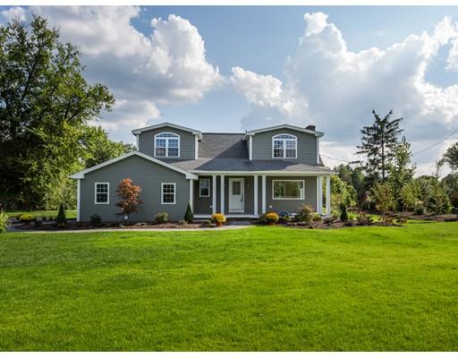 独户住宅 为 销售 在 997 Tinkham Road Wilbraham, 01095 美国