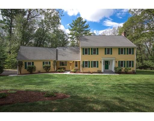 Casa Unifamiliar por un Venta en 13 Ordway Road 13 Ordway Road Hudson, Massachusetts 01749 Estados Unidos