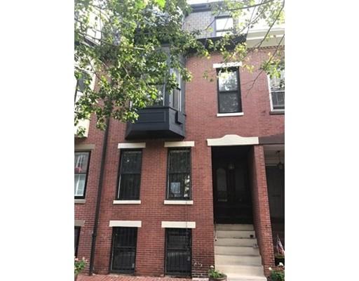 Nhà ở một gia đình vì Bán tại 8 Dartmouth Place Boston, Massachusetts 02116 Hoa Kỳ