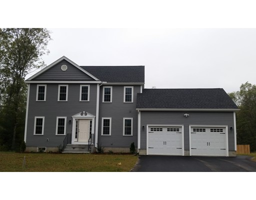 Single Family Home for Sale at 9 Kieronski Court 9 Kieronski Court Uxbridge, Massachusetts 01569 United States