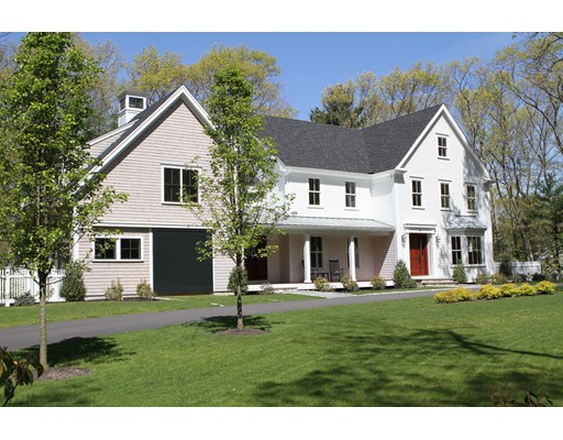 Single Family Home for Sale at 80 Streetrawberry Hill Street 80 Streetrawberry Hill Street Dover, Massachusetts 02030 United States
