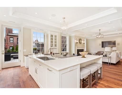Кондоминиум для того Продажа на 49 Mount Vernon #2 Boston, Массачусетс 02108 Соединенные Штаты