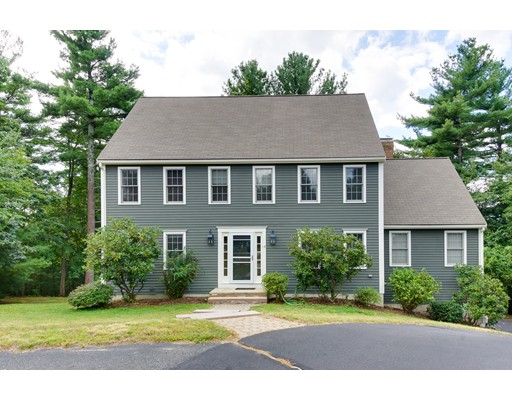 Single Family Home for Sale at 15 Wheelwright Drive Northborough, 01532 United States