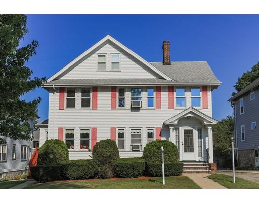 Многосемейный дом для того Продажа на 87 Greaton Road Boston, Массачусетс 02132 Соединенные Штаты
