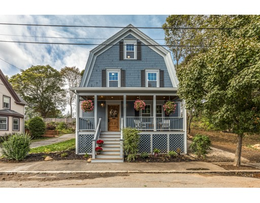 Single Family Home for Sale at 17 Woodside Street 17 Woodside Street Salem, Massachusetts 01970 United States