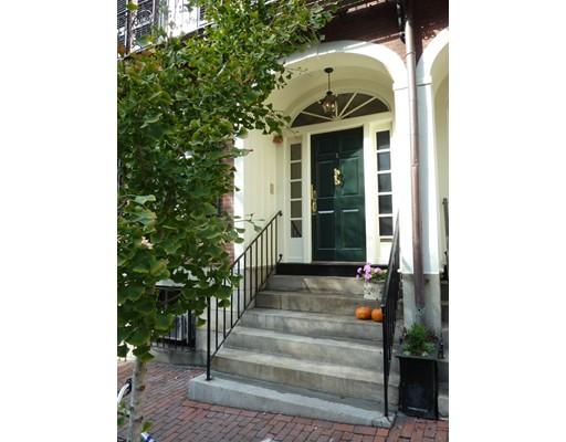 Кондоминиум для того Продажа на 1 Chestnut Street Boston, Массачусетс 02108 Соединенные Штаты