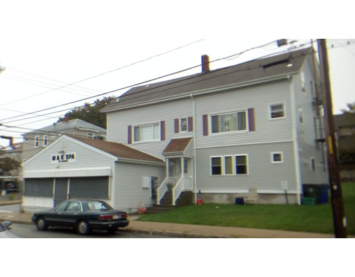 Multi-Family Home for Sale at 1119 Rodman Street 1119 Rodman Street Fall River, Massachusetts 02721 United States
