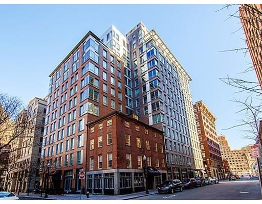 Кондоминиум для того Продажа на 80 Broad Street Boston, Массачусетс 02110 Соединенные Штаты