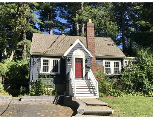 Single Family Home for Rent at 72 Green Street Needham, 02492 United States