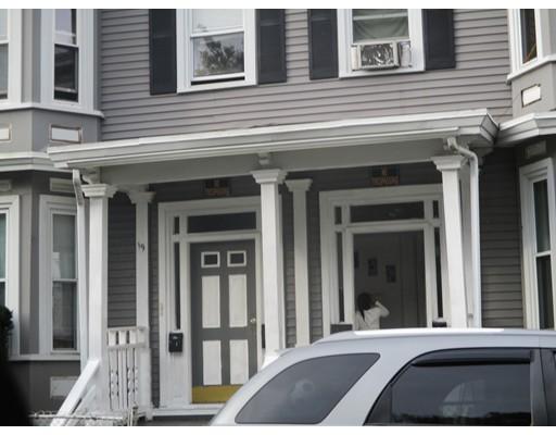 Additional photo for property listing at 19 Olney St #2 19 Olney St #2 Boston, Massachusetts 02121 United States