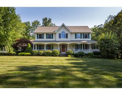 Maison unifamiliale pour l Vente à 11 Grassy Meadow 11 Grassy Meadow Wilbraham, Massachusetts 01095 États-Unis