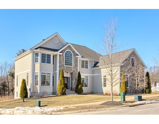 Single Family Home for Sale at 1 Pine Tree Drive 1 Pine Tree Drive Methuen, Massachusetts 01844 United States