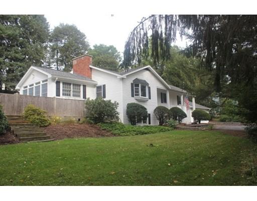 واحد منزل الأسرة للـ Sale في 43 Bean Road 43 Bean Road Sterling, Massachusetts 01564 United States
