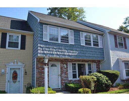 共管式独立产权公寓 为 销售 在 7 Wedgewood Drive Lawrence, 01843 美国