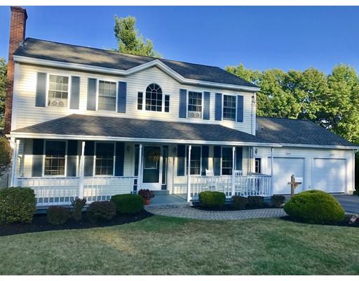 واحد منزل الأسرة للـ Sale في 88 Crestwood Drive 88 Crestwood Drive Gardner, Massachusetts 01440 United States